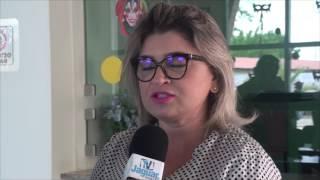Ao falar do consorcio da saúde, a Prefeita Iris Gadelha manda recado para a oposição