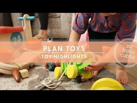 Plan Toys - Wooden, Eco Friendly Toys