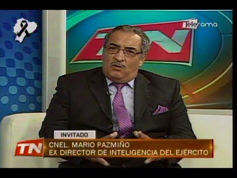 Cnel. Mario Pazmiño