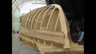 Construction du voilier Kalufa
