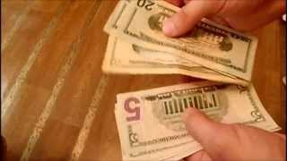 Деньги. Как  правильно держать и считать?(В этом видео я рассказываю как правильно считать деньги. При таком способе подсчёта денег, они никогда не..., 2014-06-30T15:09:57.000Z)