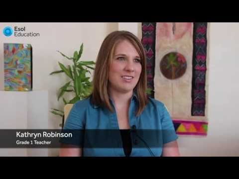 Teacher Stories - American International School in Abu Dhabi, United Arab Emirates