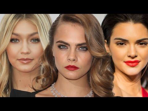 7 Modelos Jovenes Listas Para La Fama!