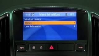 Opel Astra OPC. Modelo 2012. Comunicación. Navi 900