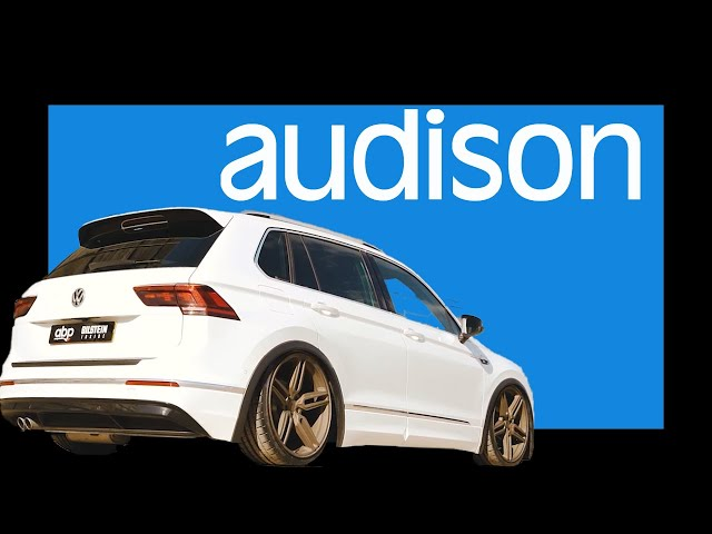 Volkswagen Tiguan Sound System Upgrade - The Movie!