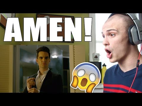 Panic! At The Disco: Say Amen (Saturday Night) REACTION
