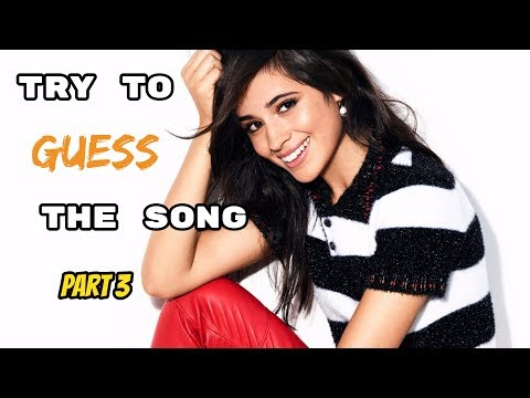 Guess The Song Challenge! (AMAZING SONGS) PART 3