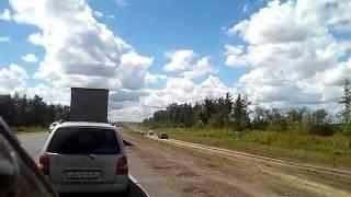 Пробка на подъезде к Сенной растянулась на 20 километров