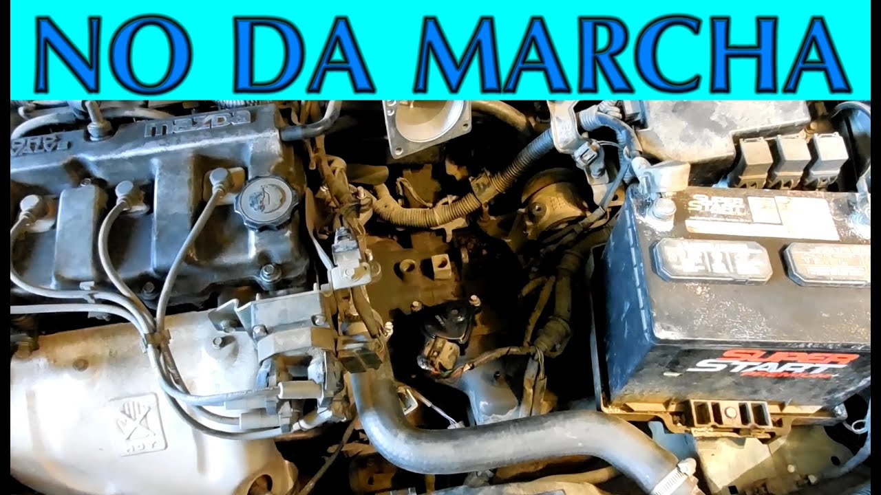Diagnostico De Auto Que No Da Marcha O Starter Neutral