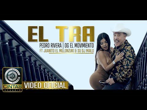 """EL TRA """"Urban Ranch"""" """"Pedro Rivera"""" """"OG El Movimiento"""" """"Juanito El Millonzuki"""" con su """"DJ Mailo"""""""