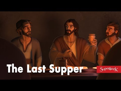 Superbook - The Last Supper - Season 1 Episode 10 - Full Episode (Official HD)