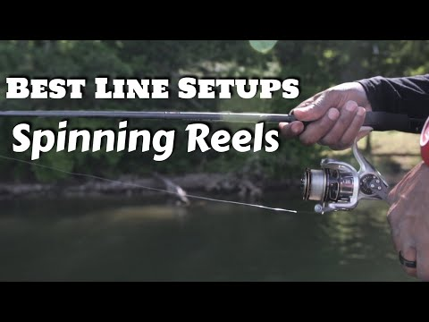 Best Fishing Line Setups For Spinning Reels