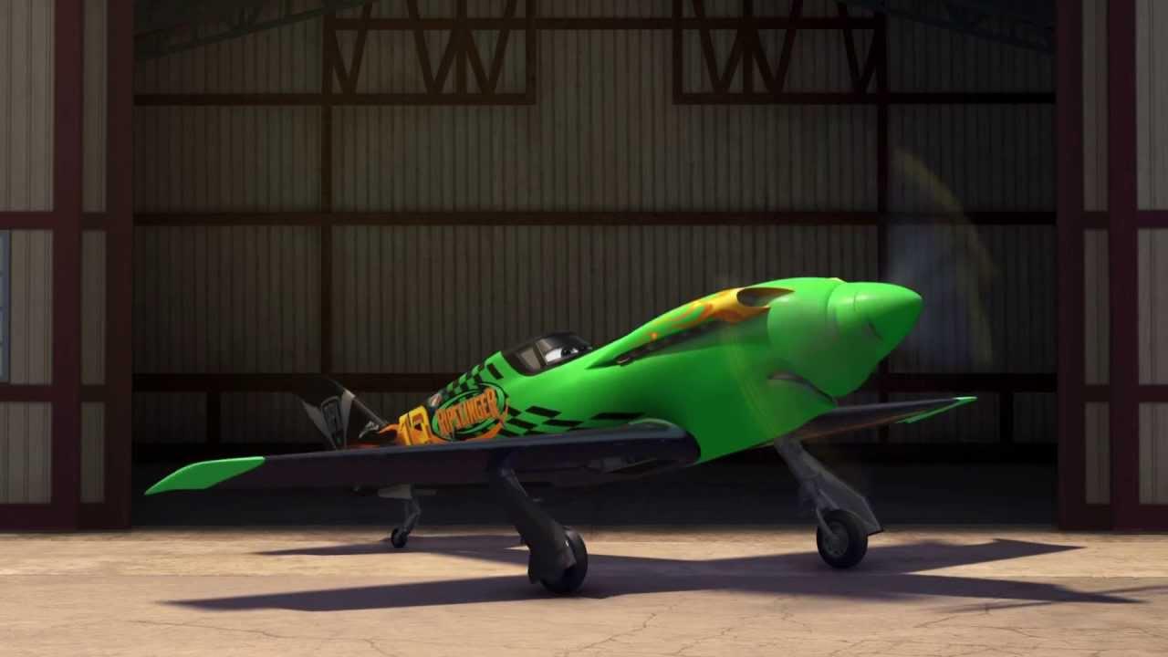 aviones ripslinger youtube