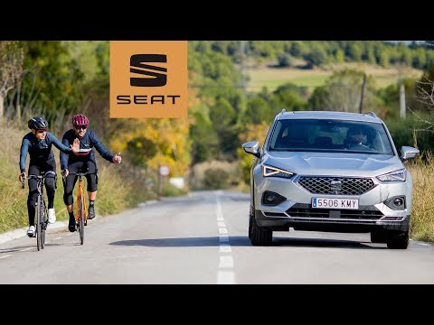 2019 SEAT Tarraco – The Car That Looks Out For Cyclists