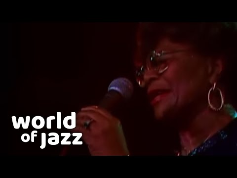 Ella Fitzgerald - You'll Have to Swing It Mr Paganini - 13 July 1979 • World of Jazz