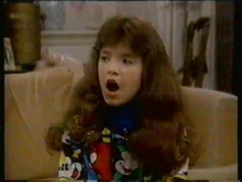 80'S SMALL WONDER TV  BLOOPERS W TIFY BRISSETTE