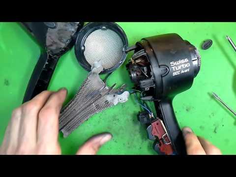 Ремонт напольного вентилятора своими руками