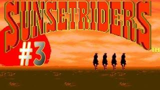 Sunset Riders / Llegaron los Indios / Nivel 3 / Sega Genesis