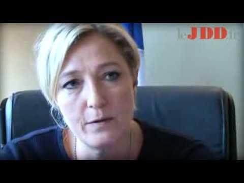 Marine Le Pen, si j'etais Présidente de la République.flv