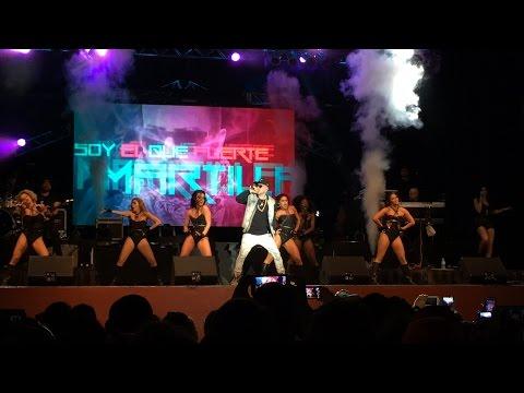 Yandel Live at Universal Studios Orlando, FL - 16-Apr-2016