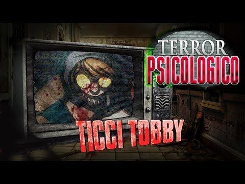 TICCI TOBY (Creepypasta) | Terror Psicológico 2.0