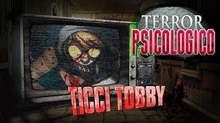 TICCI TOBY (Creepypasta) | Recordando Terror Psicológico