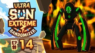 THE MOST BROKEN POKEMON EVER - Pokmon Ultra Sun Extreme Randomizer Nuzlocke w Supra Episode 14