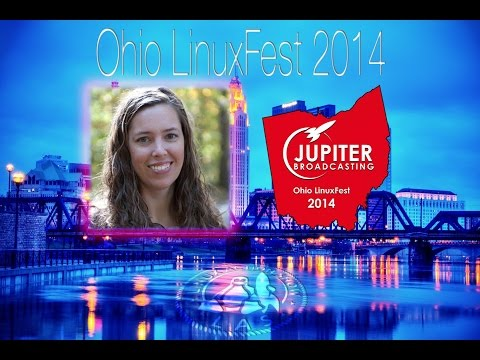 Ruth Suehle: Default to Open - Keynote, Ohio Linux Fest 2014 [WITH SLIDES]