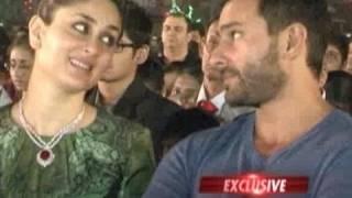Kareena Kapoor makes Saif Ali Khan uncomfortable