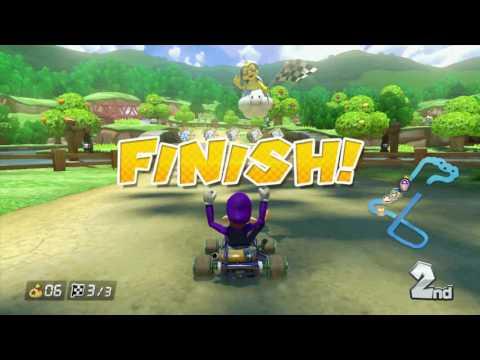 Mario Kart 8 (MK8) Online w/ GAZ, AARON, SAINT & CLOWN