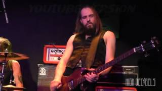 Kadavar - Live in Saint Petersburg, Russia (26.03.2016)