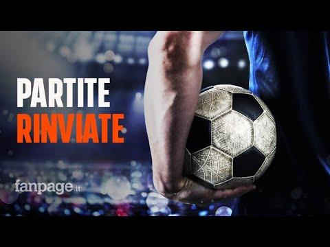 Coronavirus Italia, partite rinviate in Serie A, Serie B e Serie C: stop anche a hockey e volley