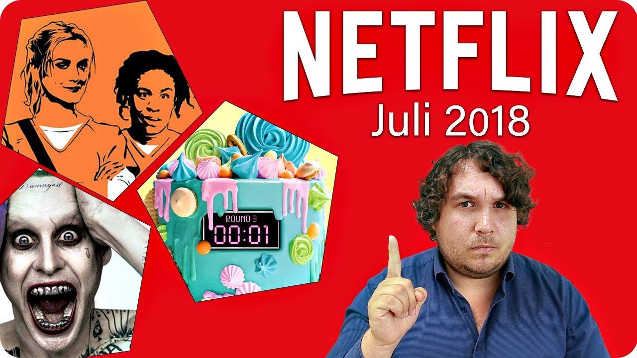 Neu Auf Netflix Juli