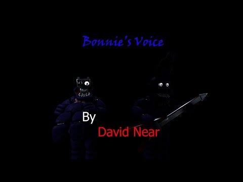 (Sfm-Fnaf1)Bonnie's voice by David Near