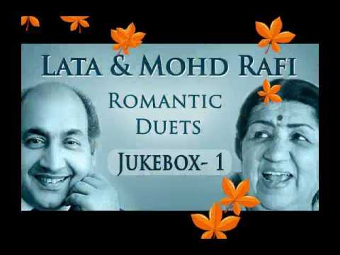 Some Great Duets By Rafi Saab & Lata