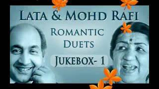 some great duets by rafi saab lata