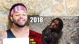 Best Rap Song Of Each Year (1979-2018) | Reaction