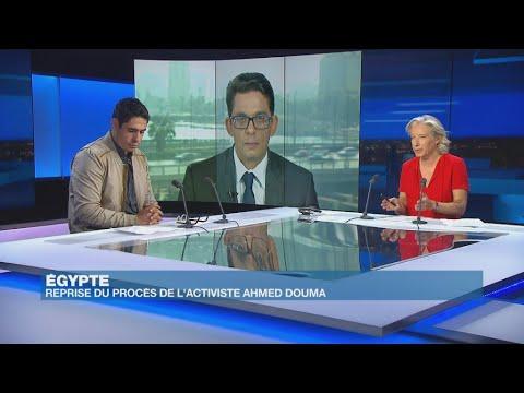 Égypte : nouveau procès pour Ahmed Douma, icône de la révolution