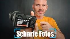 Garantiert scharfe Fotos mit dieser Kamera-Einstellung