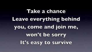 Baltimora - Tarzan Boy lyrics
