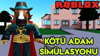 💥 Kötü Adam Simülasyonu 💥 | Supervillain Simulator | Roblox Türkée