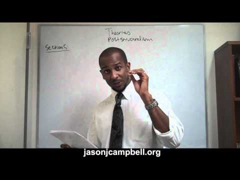 40. Theories Lecture: Post Structuralism Explained