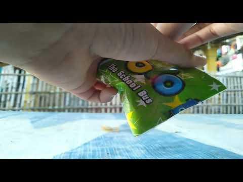 Cara membuat squishy homed dari kertas kado gambar teransportasi 🚌🚍