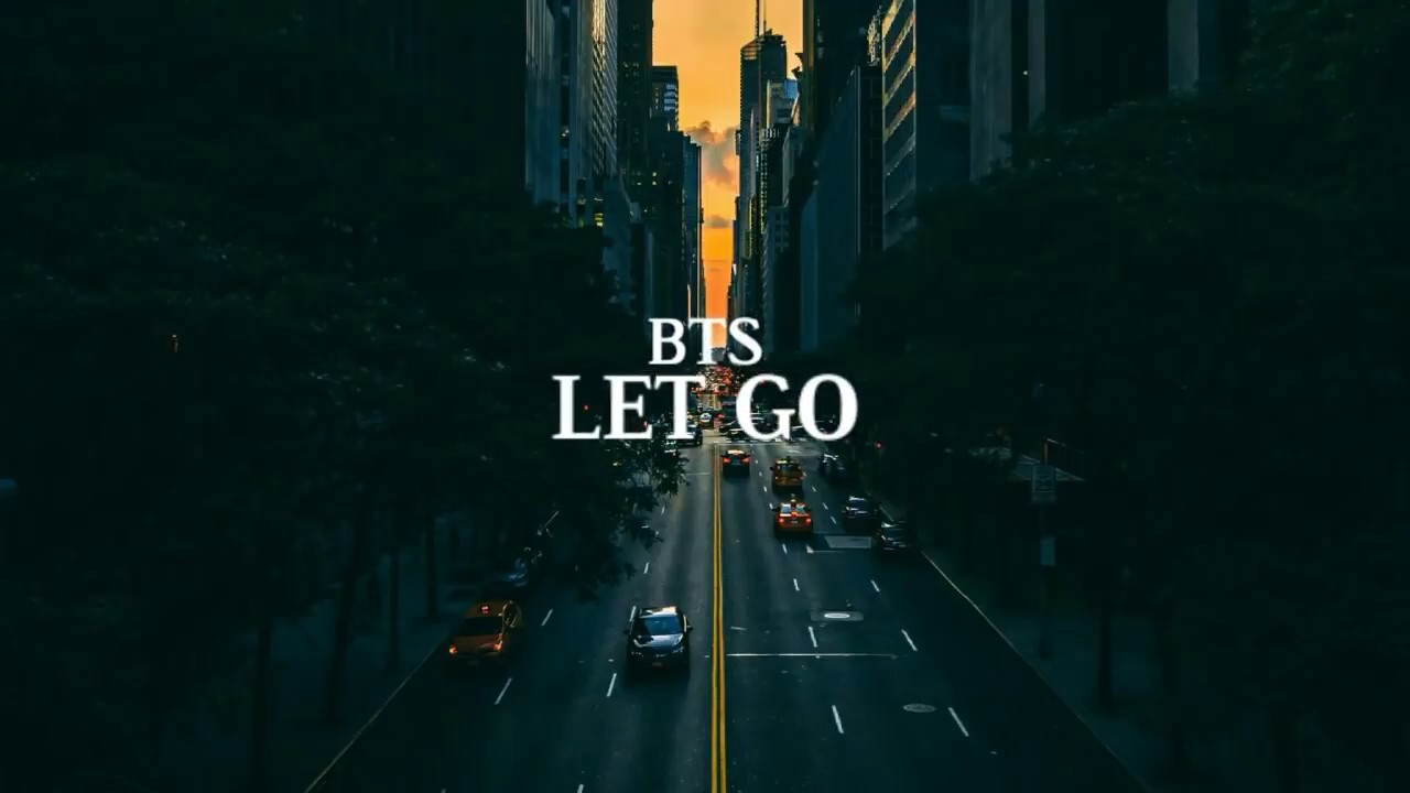 download lagu let go bts