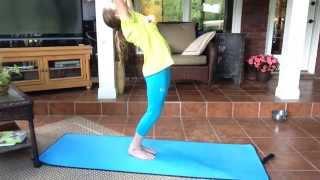 Fitness Kid (yoga) - Video 3