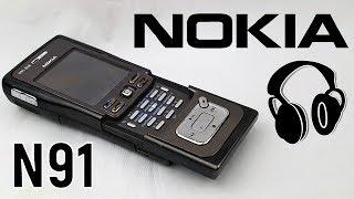 Nokia N91 8GB: отец музыкальных смартфонов (2006) – ретроспектива