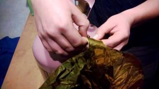видео Шары буквы фольгированные