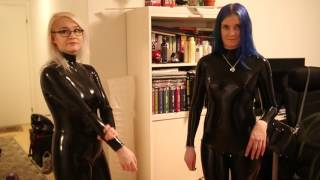 Project L: Part 48 - Behind the scenes of a latex project thumbnail