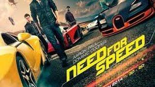 Need for speed pelicula completa en español