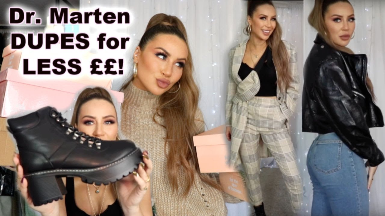 [VIDEO] - AFFORDABLE WINTER FOOTWEAR HAUL AND CUTE WINTER STYLING - ASOS TRY ON 3